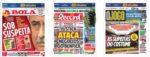 Capas Jornais Desportivos 10-11-2020