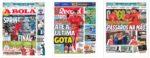Capas Jornais Desportivos 27-11-2020