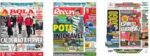 Capas Jornais Desportivos 30-11-2020