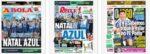 Capas Jornais Desportivos 25-12-2020