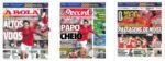 Capas Jornais Desportivos 04-12-2020