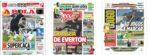 Capas Jornais Desportivos 21-12-2020