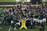 Abel Ferreira conquista Taça Libertadores pelo Palmeiras