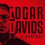 Edgar Davids foi expulso na estreia pela Olhanense