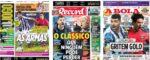Capas Jornais Desportivos 15-01-2021