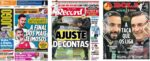 Capas Jornais Desportivos 23-01-2021