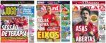 Capas Jornais Desportivos 29-01-2021