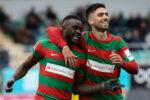 Avançado quer reforçar já o SL Benfica