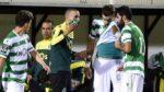 Rúben Amorim novamente suspenso