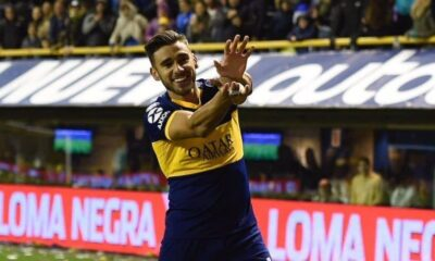 salvio boca juniors
