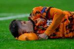 Avançado da Juventus desmaiou no final do jogo
