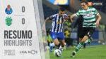 VIDEO: FC Porto 0-0 Sporting CP
