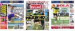 Capas Jornais Desportivos 04-02-2021