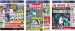 Capas Jornais Desportivos 05-02-2021