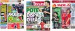 Capas Jornais Desportivos 06-02-2021