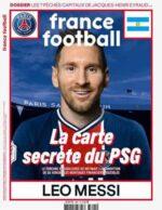"""France Football: """"Messi já veste à Paris SG"""""""