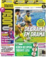 Capas Jornais Desportivos 14-02-2021