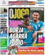 Capas Jornais Desportivos 15-02-2021