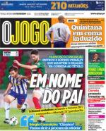 Capas Jornais Desportivos 23-02-2021