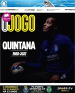 Capas Jornais Desportivos 27-02-2021