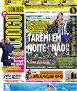 Capas Jornais Desportivos 28-02-2021