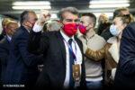 Sócios do Barcelona elegeram novo presidente