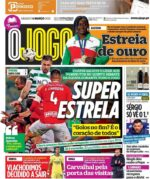 Capas Jornais Desportivos 06-03-2021