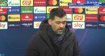"""VIDEO: """"Os jogadores conseguiram ir buscar o verdadeiro ADN do FC Porto. Isso tocou-me"""""""