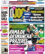Capas Jornais Desportivos 12-04-2021