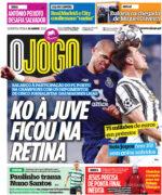 Capas Jornais Desportivos 15-04-2021