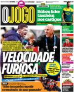 Capas Jornais Desportivos 16-04-2021