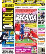 Capas Jornais Desportivos 18-04-2021