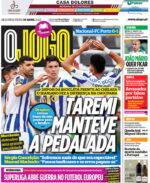 Capas Jornais Desportivos 19-04-2021