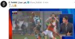 """VIDEO: Feddal """"goza"""" com comentador da TVI24"""