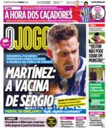Capas Jornais Desportivos 05-05-2021