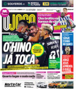 Capas Jornais Desportivos 06-05-2021
