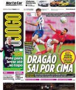 Capas Jornais Desportivos 07-05-2021