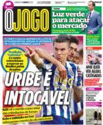 Capas Jornais Desportivos 08-05-2021