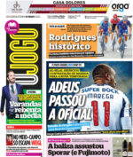 Capas Jornais Desportivos 10-05-2021
