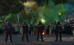 VIDEO: Imagens incríveis do apoio dos adeptos do Sporting CP