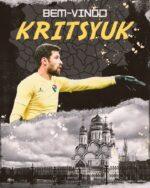 OFICIAL: Kritciuk oficializado como reforço do Gil Vicente