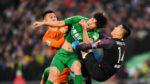 Defesa central desviado do FC Porto