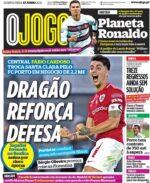 Capas Jornais Desportivos 17-06-2021