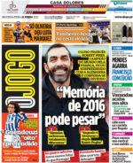 Capas Jornais Desportivos 21-06-2021