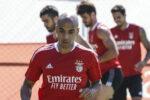 VIDEO: João Mário fez o primeiro treino pelo SL Benfica