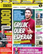 Capas Jornais Desportivos 18-07-2021