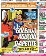 Capas Jornais Desportivos 28-07-2021