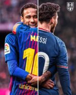VÍDEO: Messi inicia as jogadas pelo Barcelona e jogadores do PSG finalizam