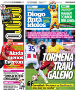 Capas Jornais Desportivos 17-09-2021