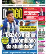 Capas Jornais Desportivos 22-09-2021